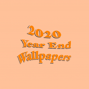thumbnail for 2020 year end wallpapers by the Both Now team